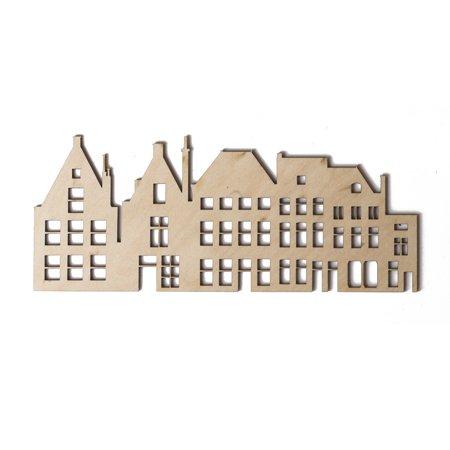 Cityview - Berken multiplex