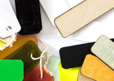 Andere materialen