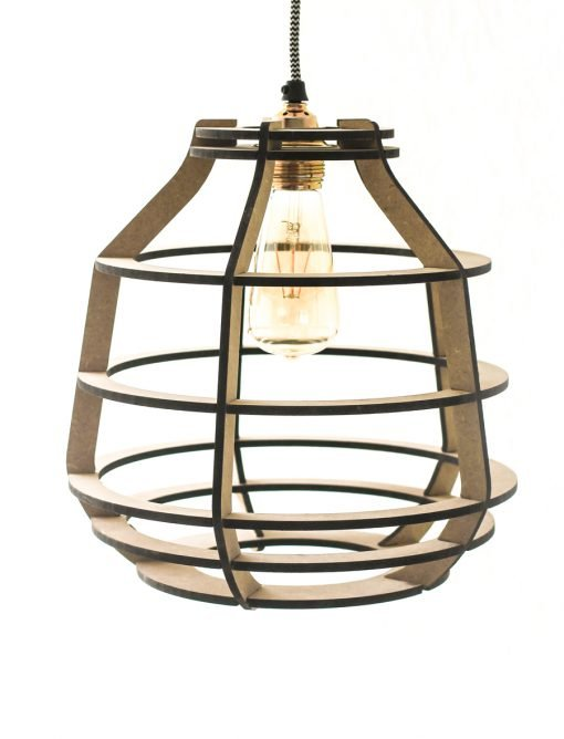 Centric One Lamp (L) MDF