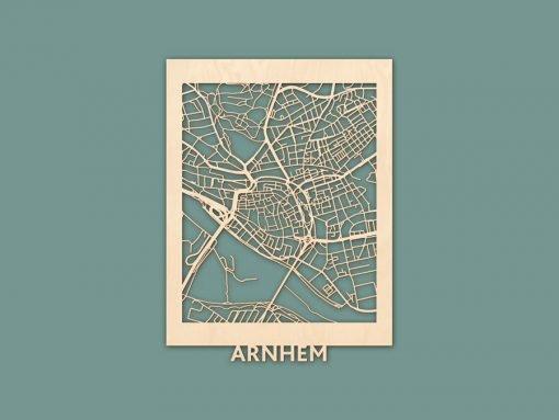 citymap Arnhem berken 30x40 render