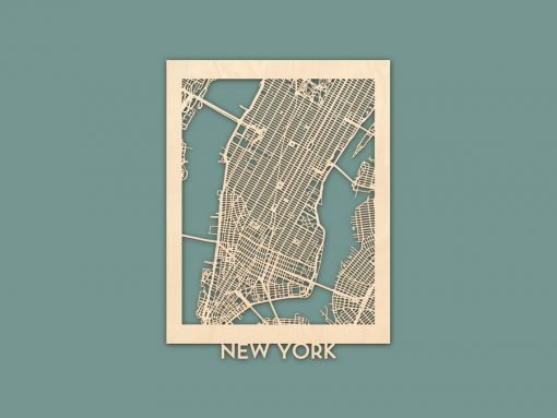 citymap New York berken 30x40 render