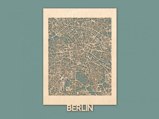 Citymap Berlin Berken