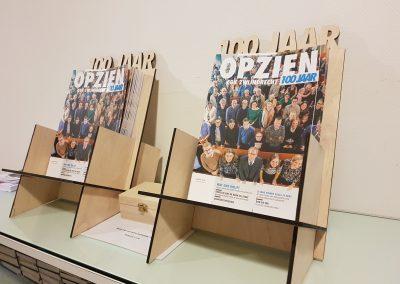 Maatwerk magazine houders