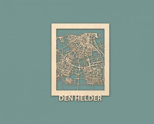 Citymap Den Helder Berken 30x40 RENDER 03