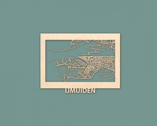 Citymap Ijmuiden De Panne Berken 30x40 RENDER 01