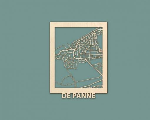 Citymap Ijmuiden De Panne Berken 30x40 RENDER 02