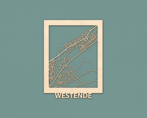Citymap Westende Wenduine Sint Idesbald Callantsoog Egmond Ouddorp Berken 30x40 RENDER 01