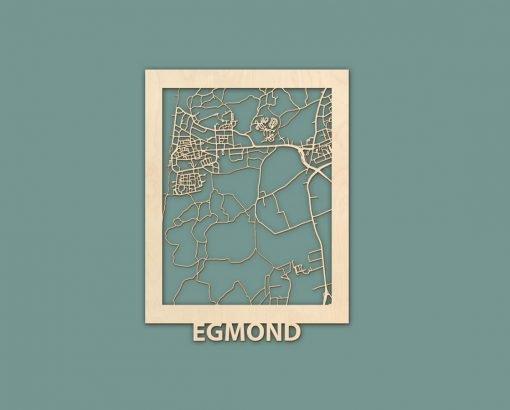 Citymap Westende Wenduine Sint Idesbald Callantsoog Egmond Ouddorp Berken 30x40 RENDER 04