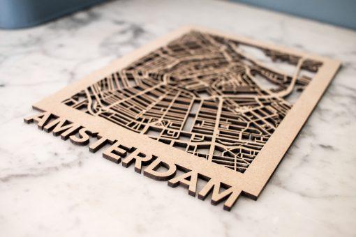 Minimap Amsterdam MDF citymap