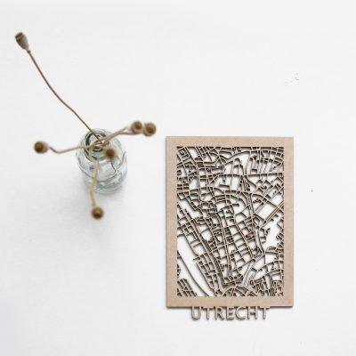 Minimap Utrecht MDF citymap