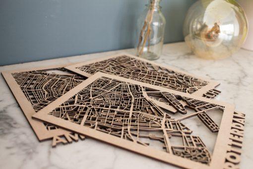 Minimaps MDF citymap