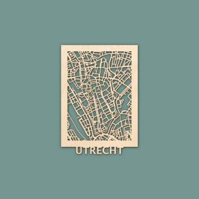 Minimaps Utrecht Berken (210x14,) RENDER
