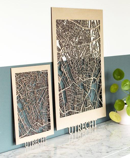 Citymaps Utrecht MDF