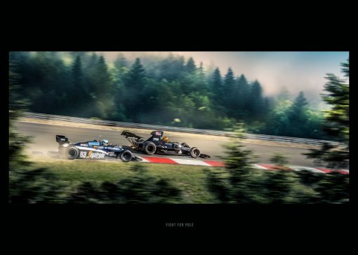 Fight for pole by Robbert Alblas Automotive
